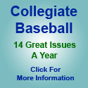 Subscribe to Collegiate Baseball