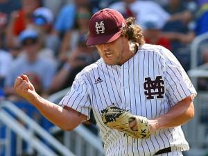 Mississippi State's Jonathan Holder Has 21 Saves, 1.24 ERA