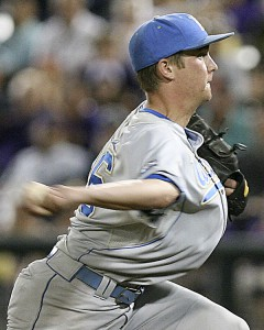 UCLA Closer David Berg
