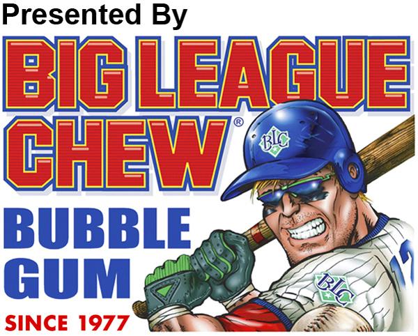 Big League Chew Logo