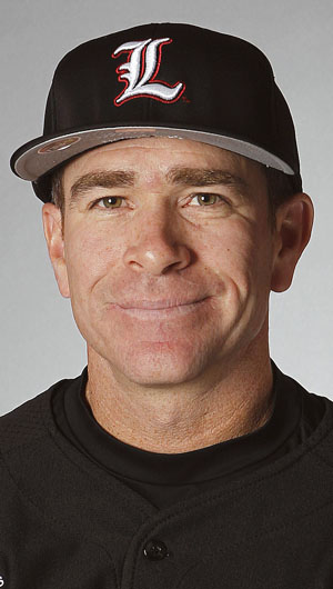 Louisville Baseball Headshots