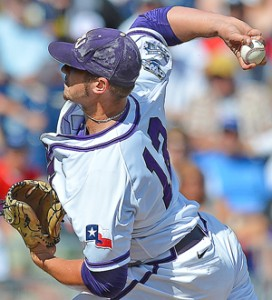 TCU vs Texas Tech - Game 3 of the 2014 College World Series
