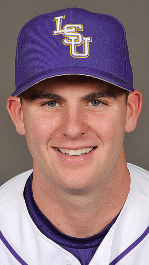 Alex Lange mug LSU Frosh Pitch of Yr