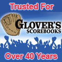 Glovers Scorebooks