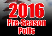 2016 Pre-Season College Baseball Polls
