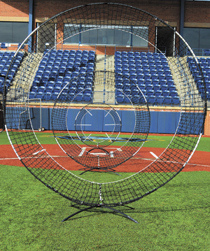 V-Flex Pitchers Mound View
