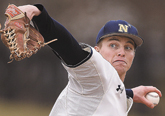 Navy's Luke Gillingham Puts Up Big Numbers