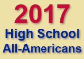 Collegiate Baseball 2017 H.S. All-Americans
