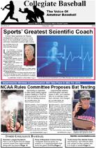 NCAA Division I - Collegiate Baseball Newspaper