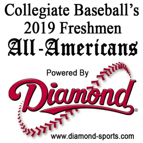 Collegiate Baseball Freshmen All-Americans