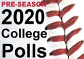 2020 Pre-Season Collegiate Baseball Rankings
