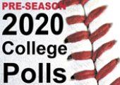 2020 Pre-Season Collegiate Baseball Rankings