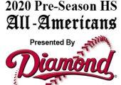 Collegiate Baseball 2020 HS All-Americans