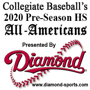 Collegiate Baseball 2020 HS All-Americans
