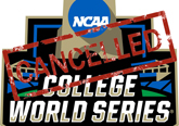 NCAA Cancels 2020 College World Series