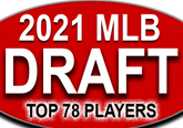 Elite College Players Head Up 2021 MLB Draft